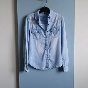 Size s / Suzy shier western jeans Button up shirt